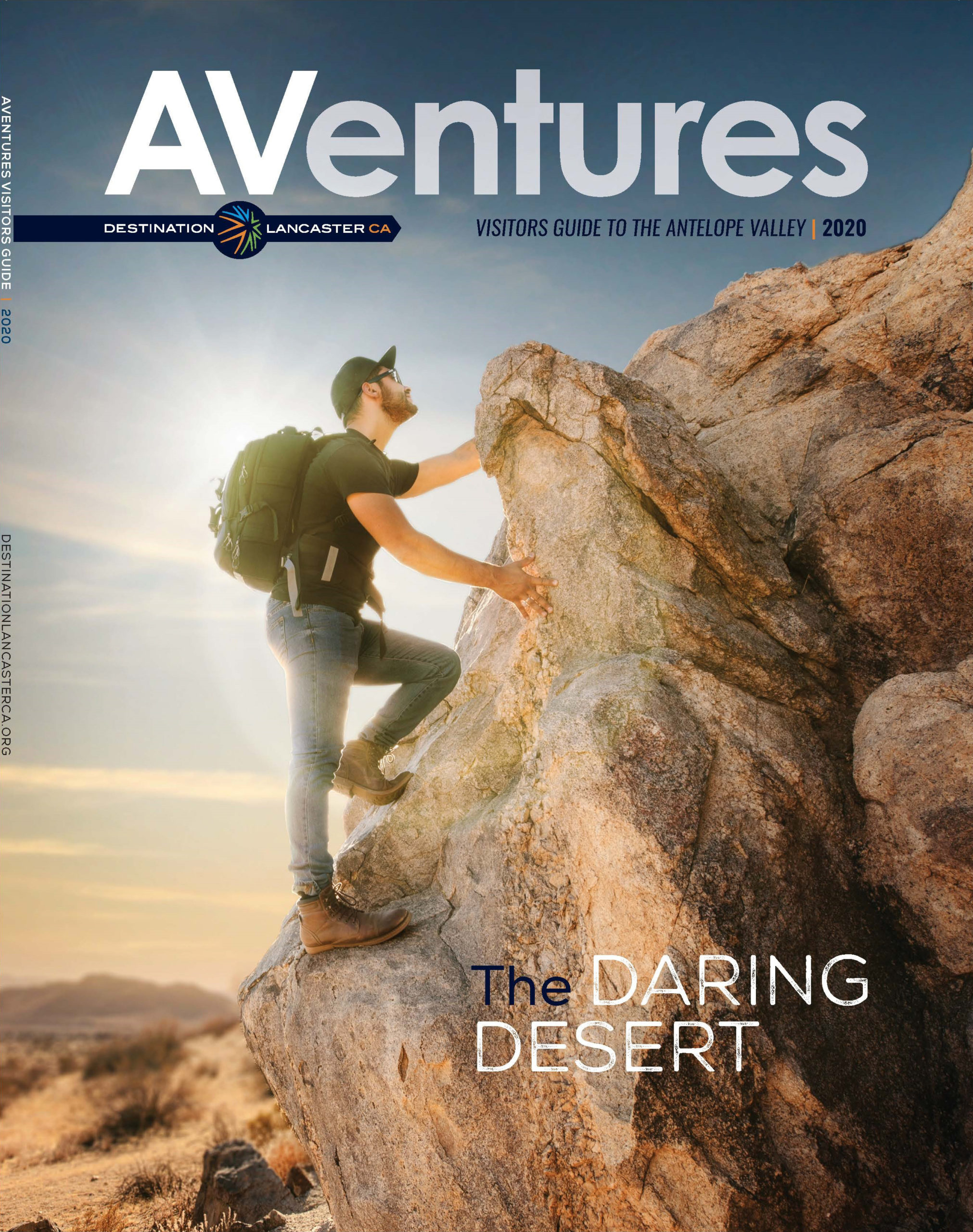 AVentures Cover 2020